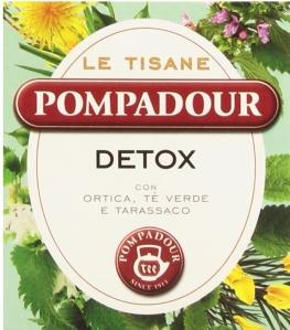 tisana detox Pompadour
