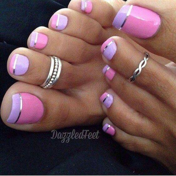 rosa e lilla